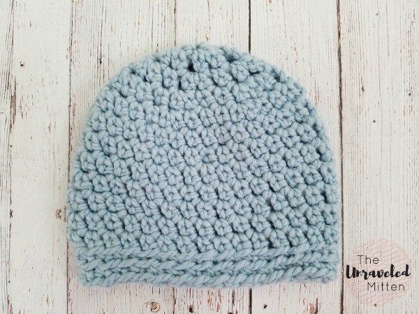 The Maggie Beanie: Free Easy Crochet Pattern