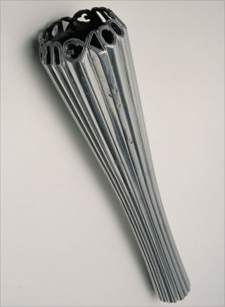 Photo The Torch Design For The 1968 Summer Olympic Games Olympic Torch Summer Olympic Games Olympic Flame