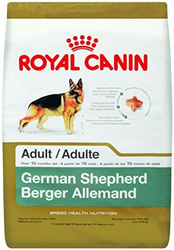 Royal Canin German Shepherd Dry Dog Food 30 Pound Dry Dog Food