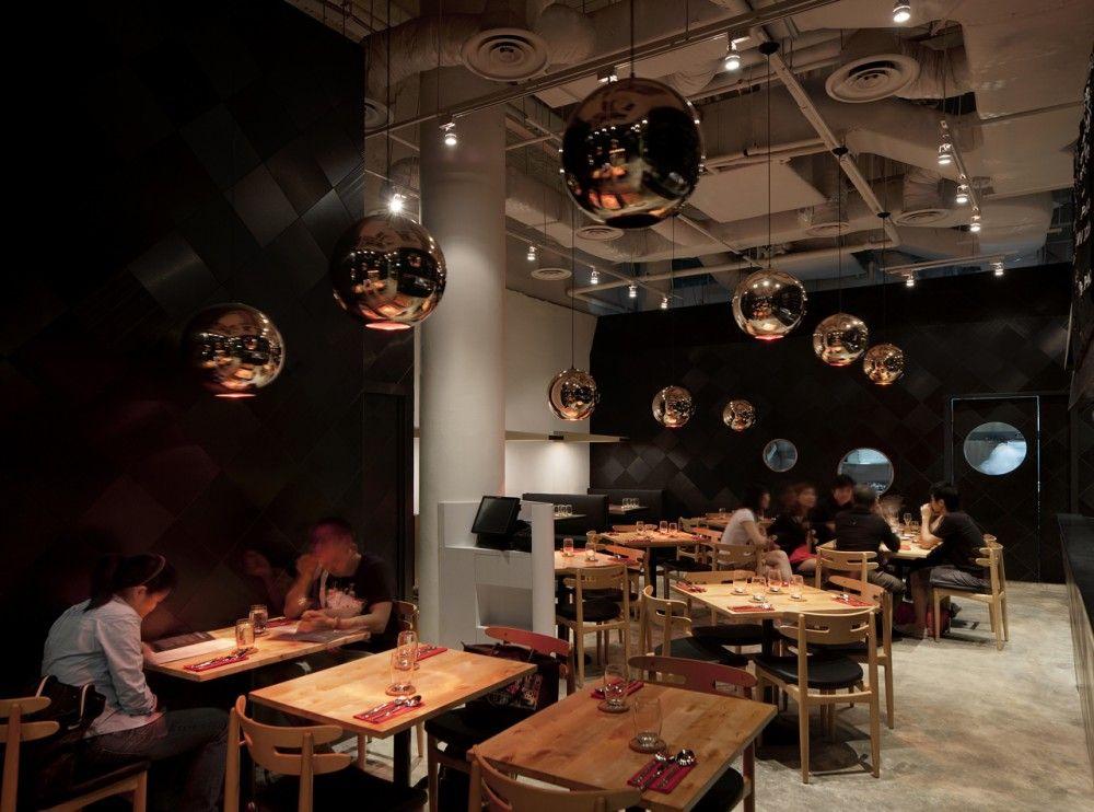 The Tastings Room Studio SKLIM Tasting room Restaurant interior