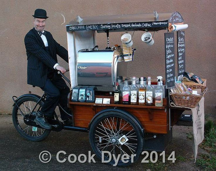 Kaffee Fahrrad Food Trucks Around The World Pinterest Foodbike