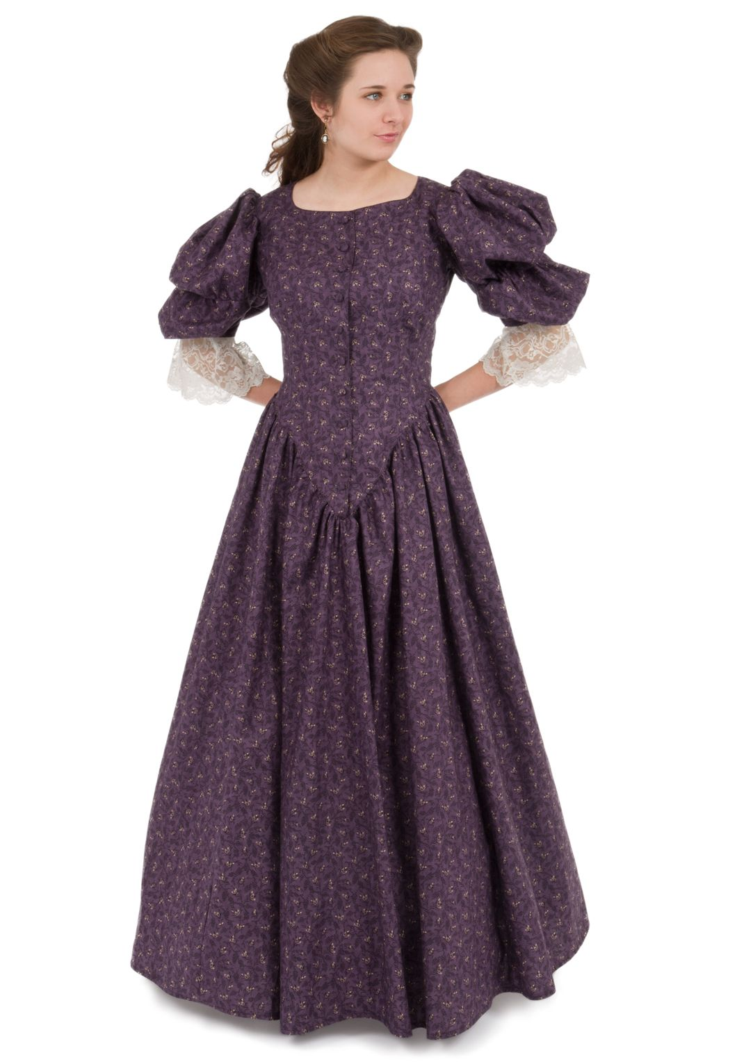 aileen victorian dress  old fashion dresses pioneer
