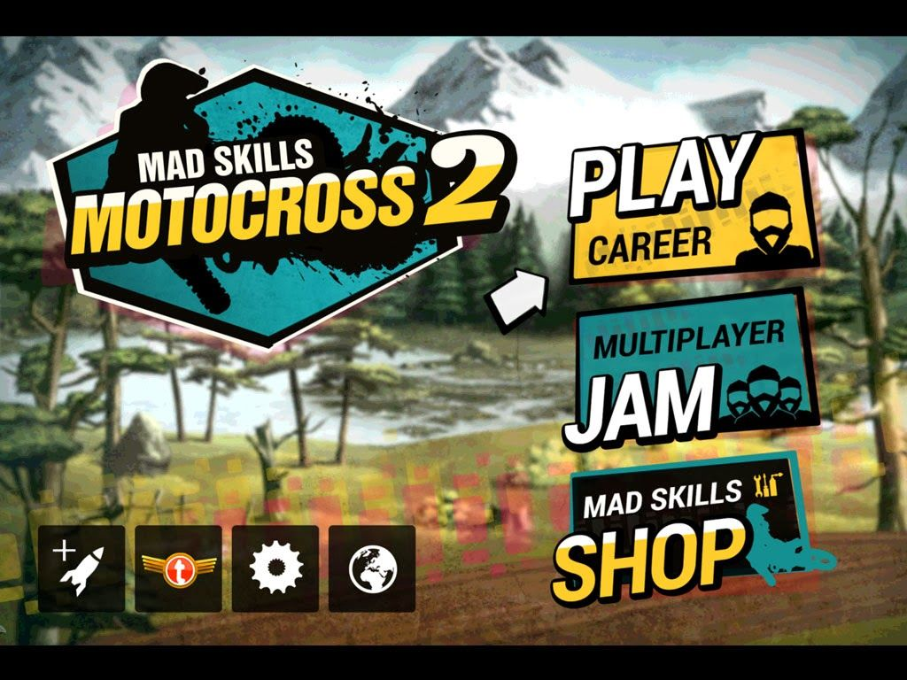 Mad Skills Motocross 2 sblocchiamo i rockets e le bike