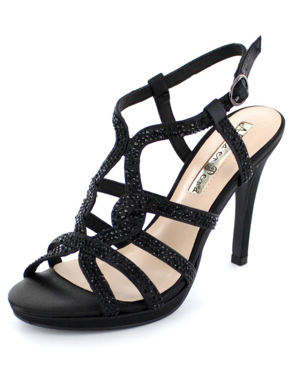Alma en Pena- Elegante Damen Sandalette