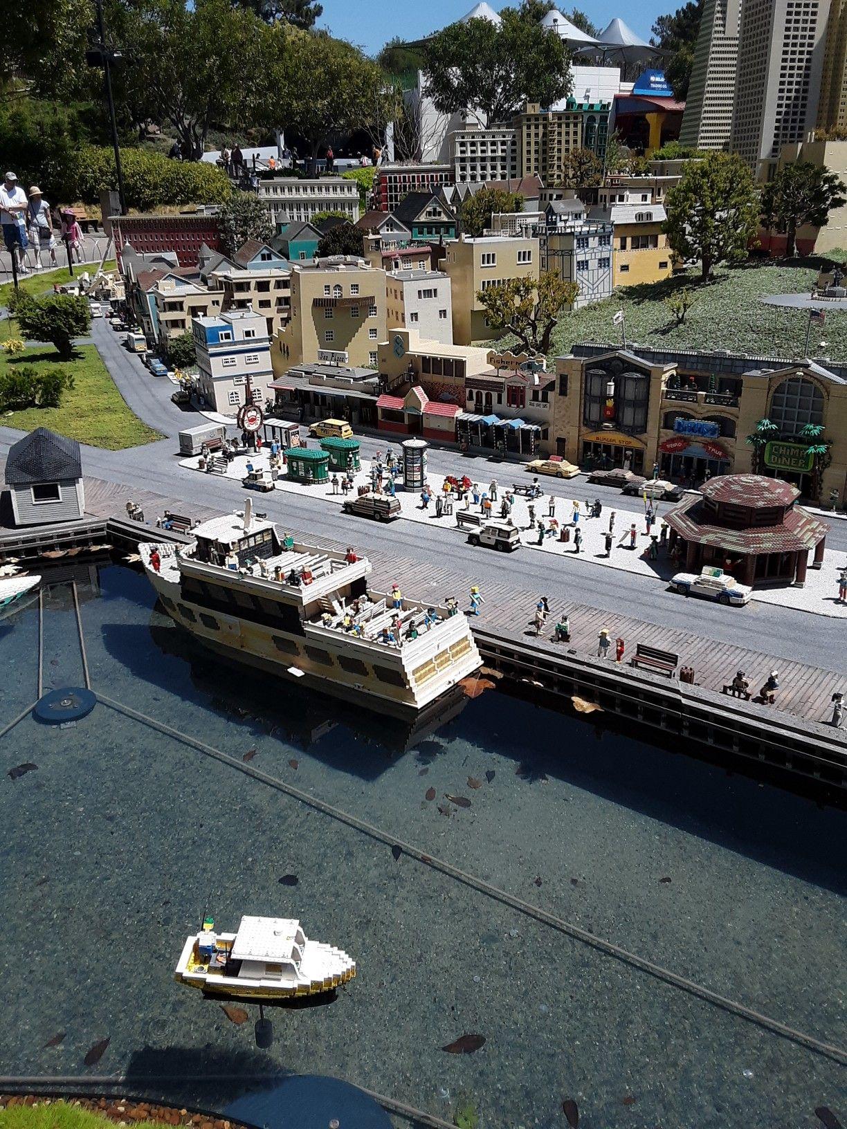 Miniland USA at LEGOLAND photo taken by SanLuisObispoMom ...