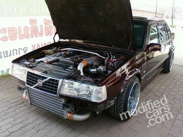 Modified Volvo 940 Glt 1994 Picture O U Drive 1 2 Pinterest