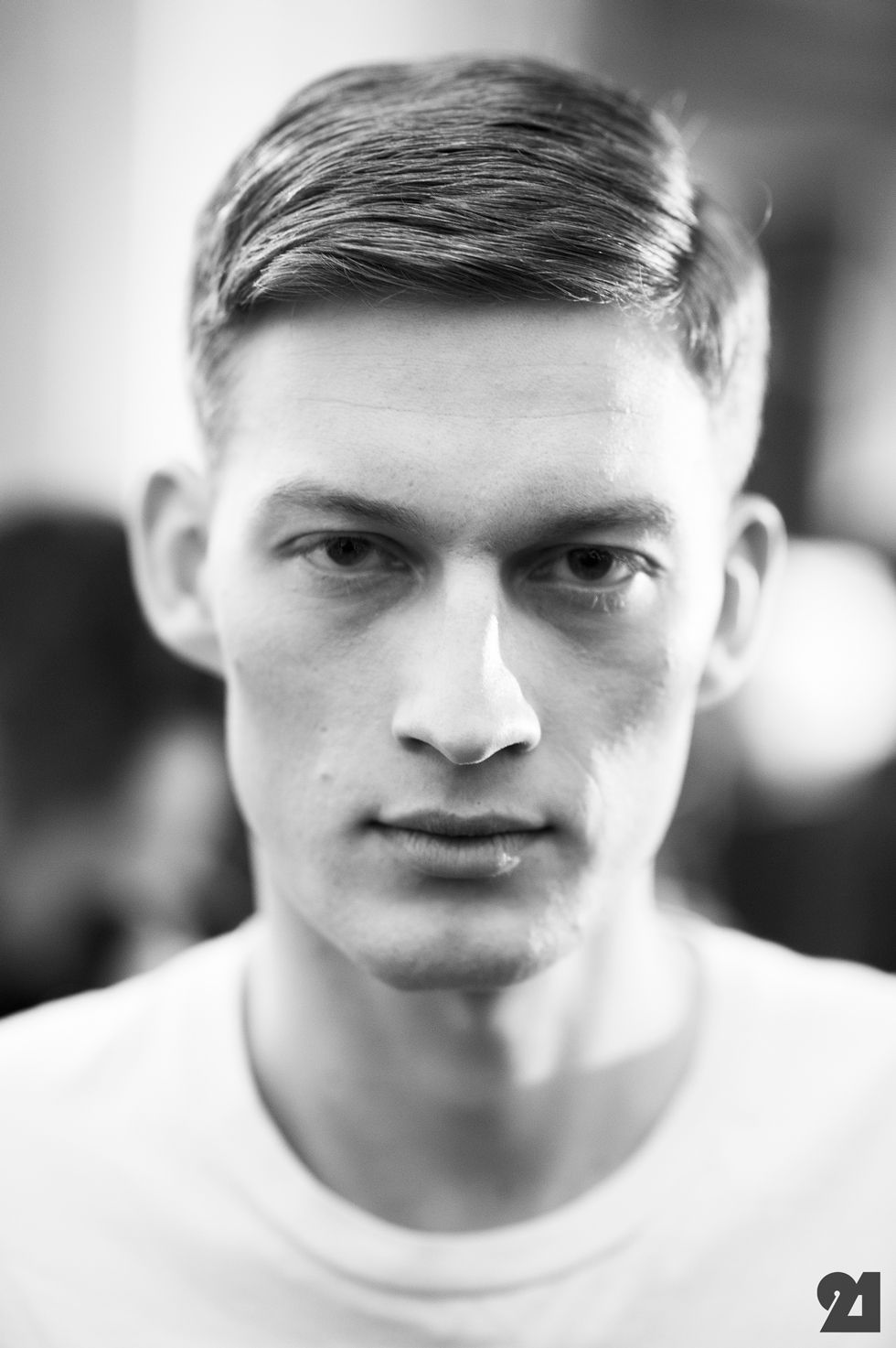 Bastian Theiry French Male Model For The Hubbs
