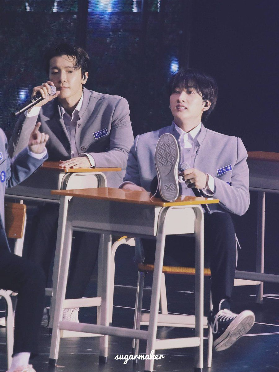 180512 'Super Show 7 in Macau' Donghae Eunhyuk (cr 糖酱