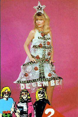Grease 2 Calendar Girls - December | Christmas movies ...