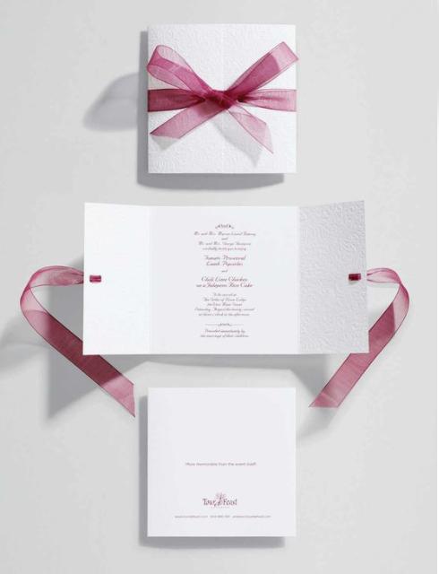 Partecipazioni Di Nozze Con Il Fiocco Partecipazioni Per Matrimonio Inviti Per Matrimonio Partecipazioni Nozze Partecipazioni Per Matrimonio