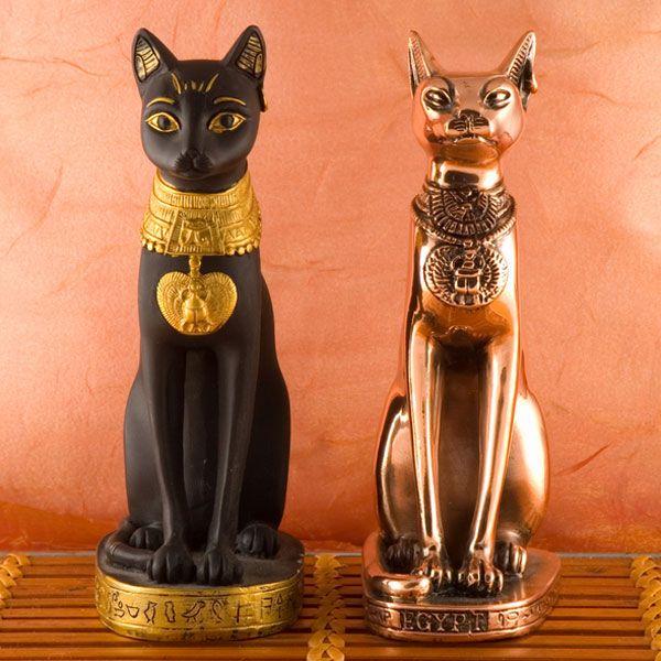 Egyptian cat statues by Shutterstock | Crafts A La Sweetie ...