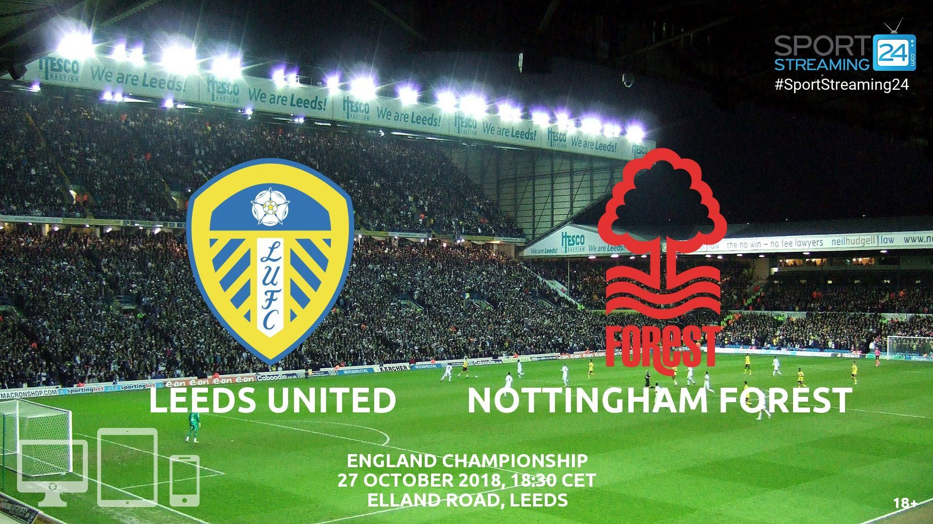Streaming News And Match Previews Sportstreaming24 England Championship Nottingham Forest Streaming