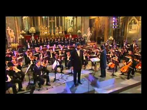 Andrea Bocelli Mille Cherubini In Coro