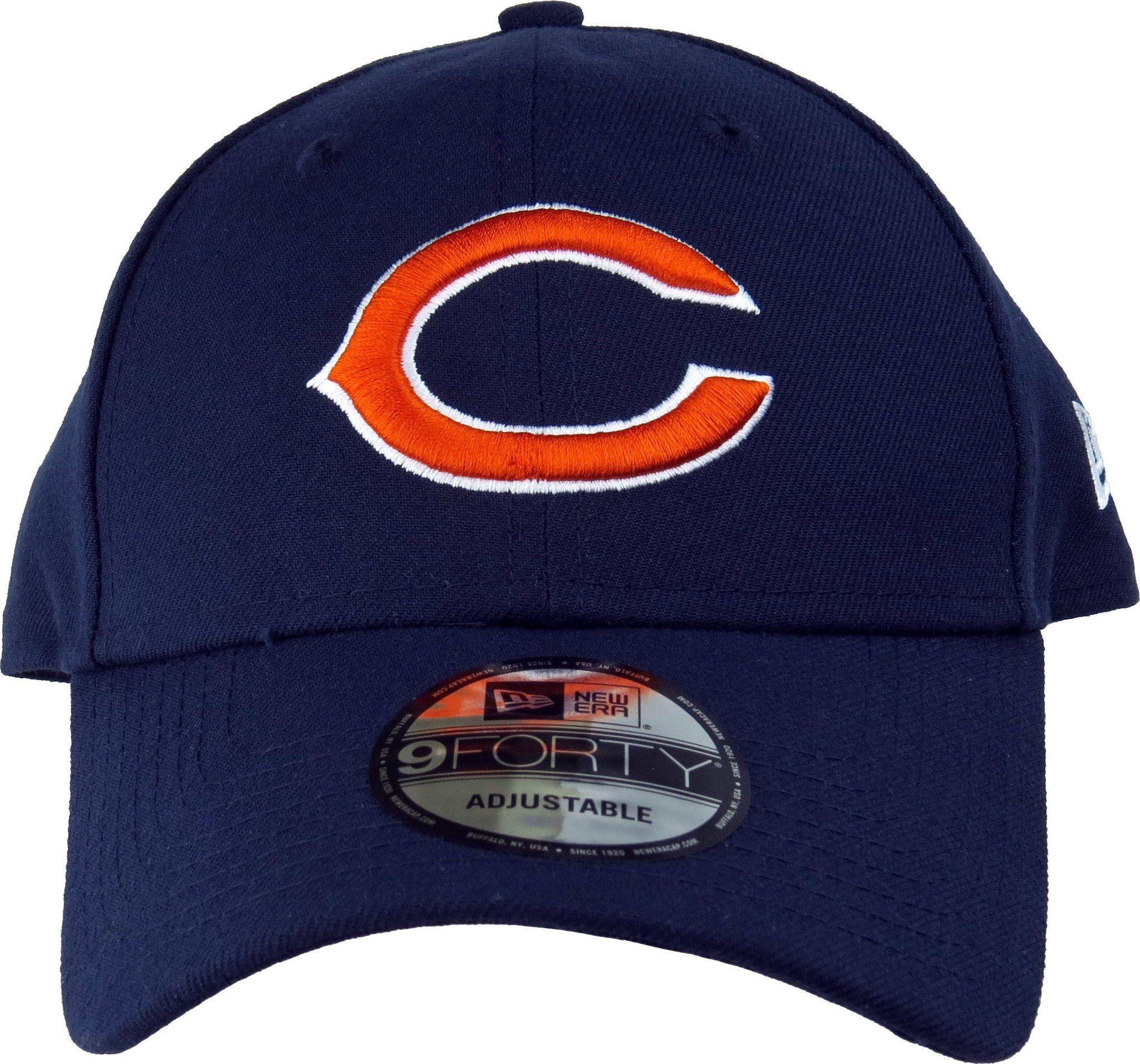 a491b120105 Chicago Bears New Era 940 The League NFL Adjustable Cap