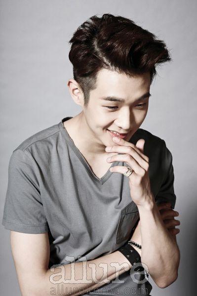 Choi Woo Shik Allure Magazine July Issue 13 Korean Men
