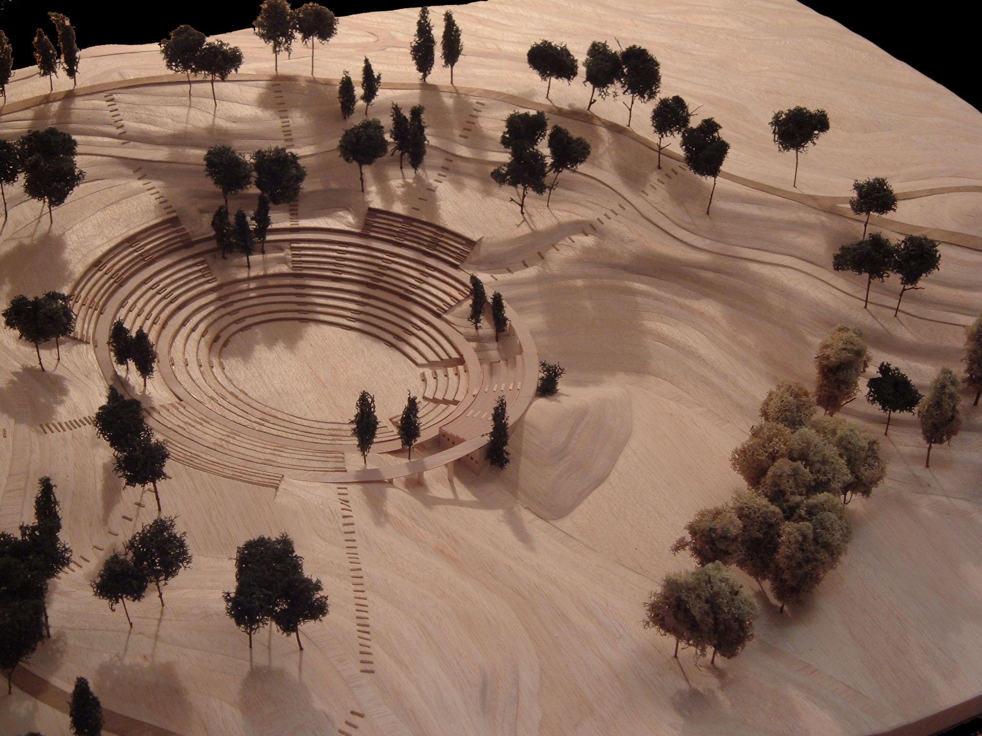 The 25 best maquetas de parques ideas on pinterest for Maquetas de jardines