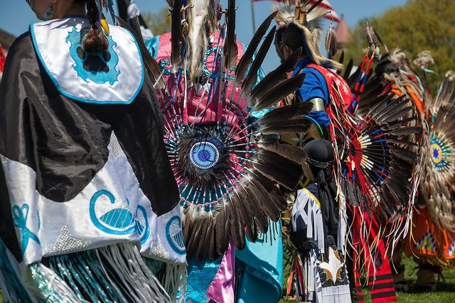 40th Annual Dartmouth Pow-Wow by Dartmouth Flickr, via Flickr