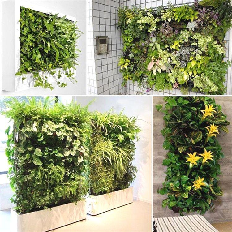 64 Pockets Vertical Hanging Garden,Pot A Variety Of Plants