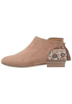 Anna Field Botines bajos cognac | Zapatos mujer, Calzado