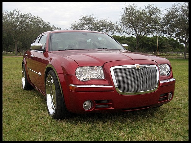 2006 Chrysler 300c Sedan Chrysler 300c Chrysler