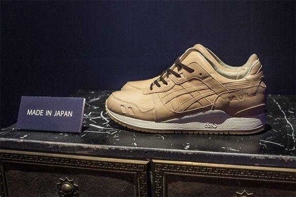 magasin en ligne ae207 0060b Asics Gel-Lyte III made in Japan   sneakers   Asics, Asics ...