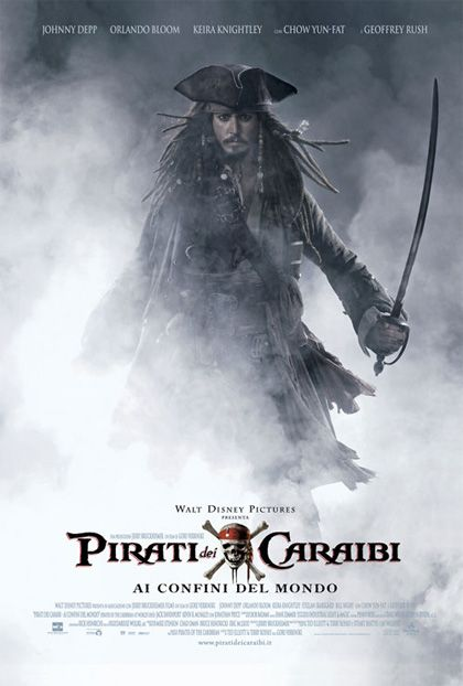 Pirati dei Caraibi: Ai confini del mondo\