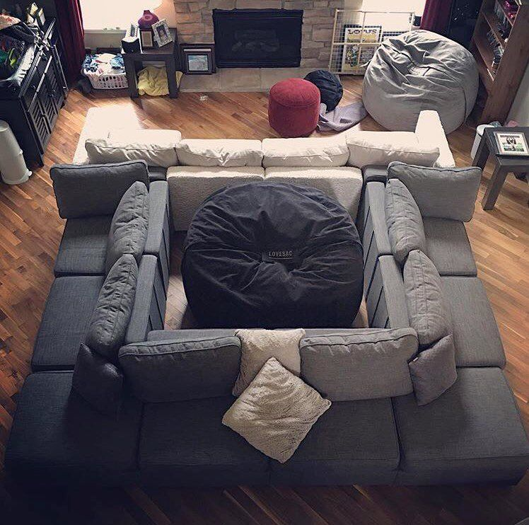 This Was Too Serious Not To Repost. #Lovesac Superfan