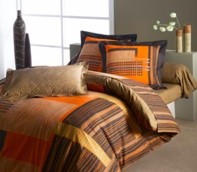 des couleurs qui rappellent les terres chaudes dafrique la housse de couette okoum vous transporte au soleil style voyage pinterest voyage