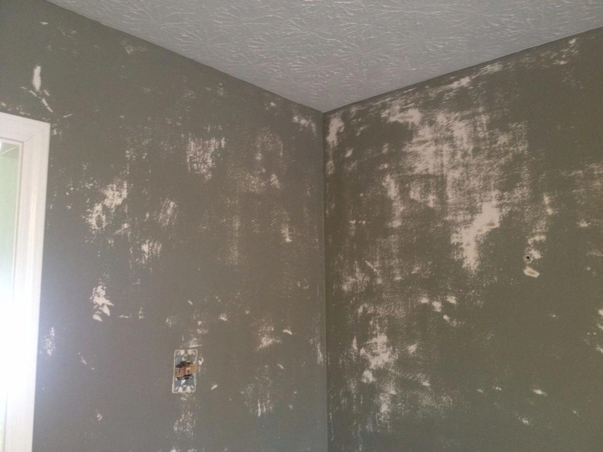 Dangers of Painting Over Wallpaper Glue. Wondering if you