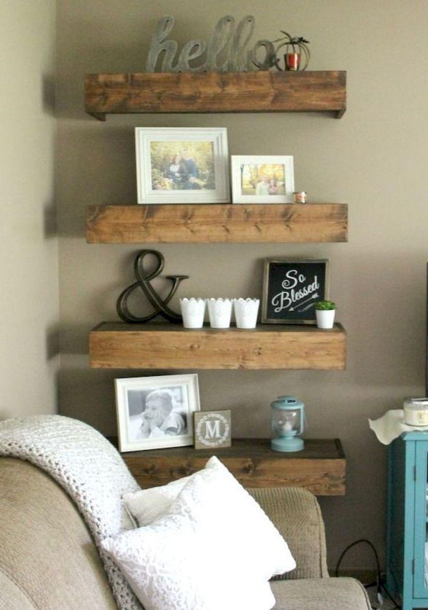 66 Best Farmhouse Living Room Remodel Ideas (48)