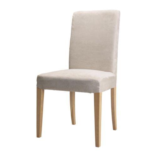 Gepolsterte Und Henriksdal Sitzfläche Mit Ikea Stuhl Polyesterwatte UGVMqSzp