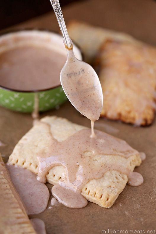 Apple cinnamon pocket pastry recipe with @meltorganic #butterimprovement #ad