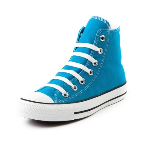511f4178016c Shop for Converse All Star Hi Sneaker in Blue Danube at Journeys Shoes.  Shop today for the hottest brands in mens shoes and womens shoes at  Journeys.com.