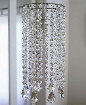 Diy Crystal Chandelier Diy Crystals Chandelier Makeover Diy