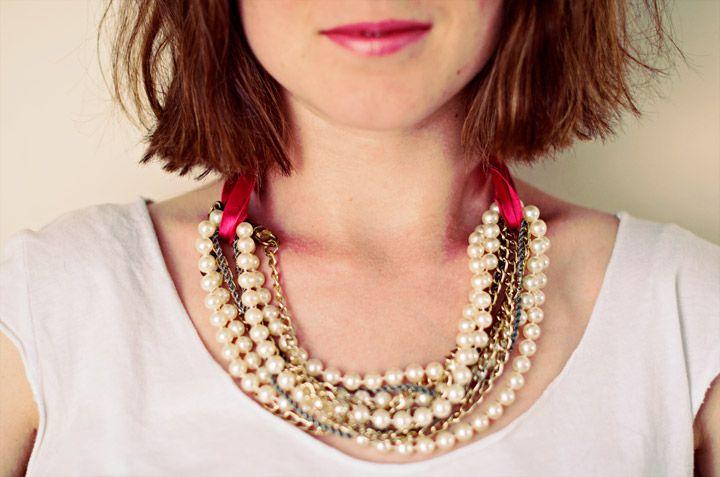 realiser bijoux perles