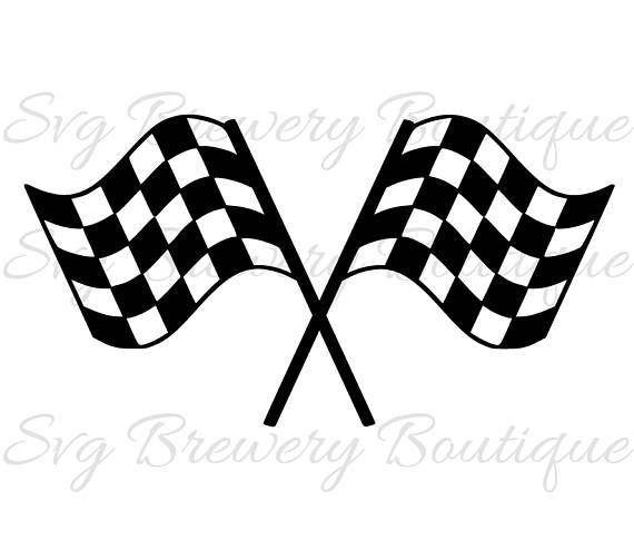 Racing Flag Race Flag Svg Layered Png Dxf Format Cricut Etsy Scrapbook Stencil Cricut Svg