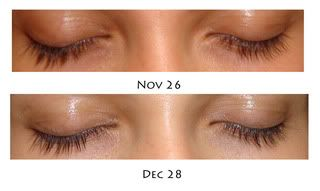 how to grow long eyelashes using ganfort