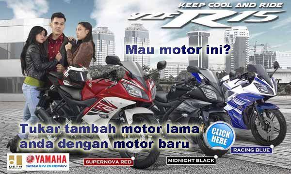 Daftar Harga Motor Yamaha Dengan Gambar Motor