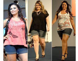 3ce8685ba Roupas & Tamanhos: Shorts para Gordinhas: Melhores modelos plus size ...