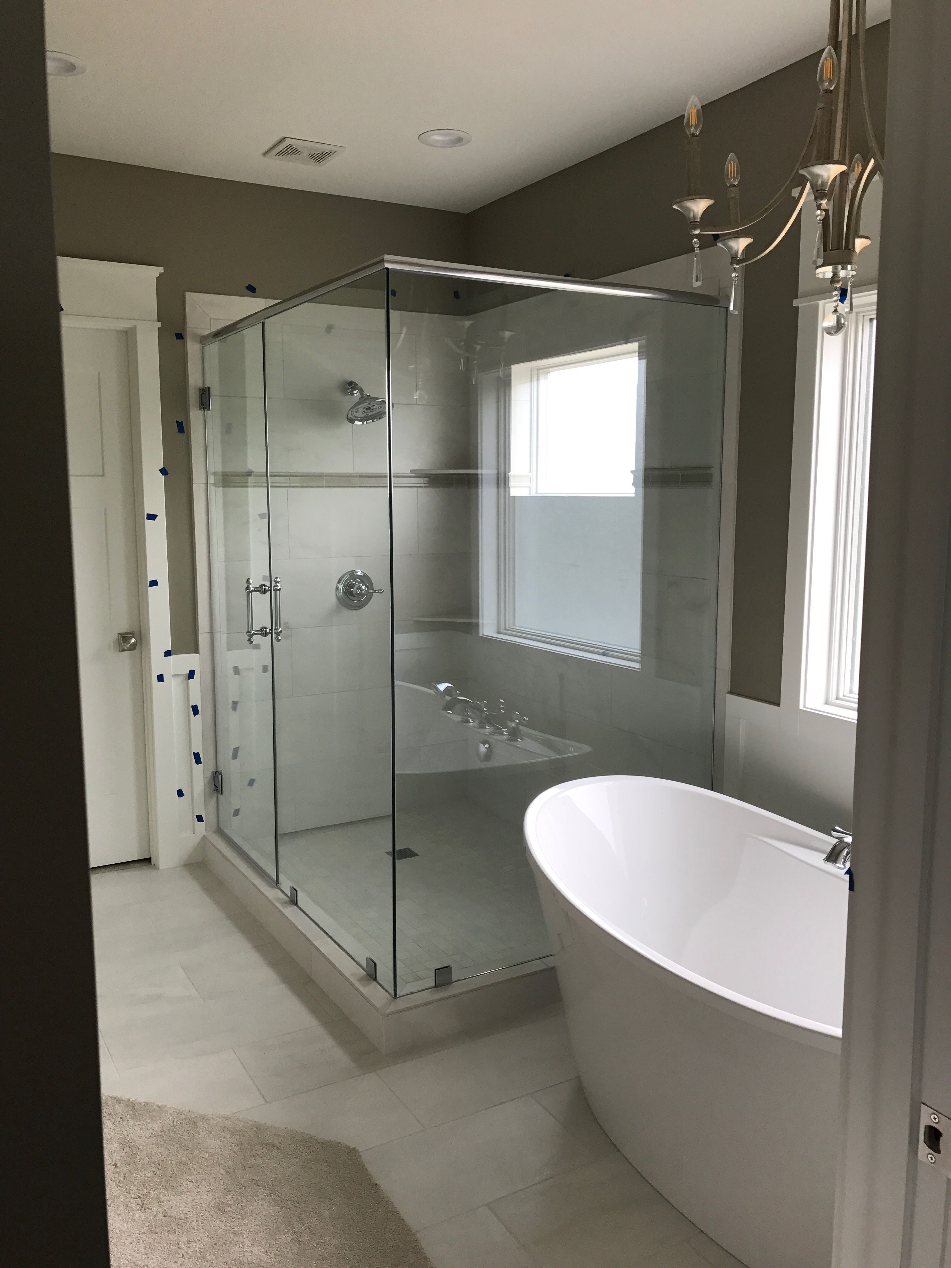 Pin By Precision Glass Services On Heavy Glass Shower Doors Pinterest