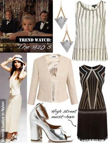 1920s Inspired Fashion Yahoo Image Search Results 1920s Inspired Fashion Fashion Great Gatsby Outfits