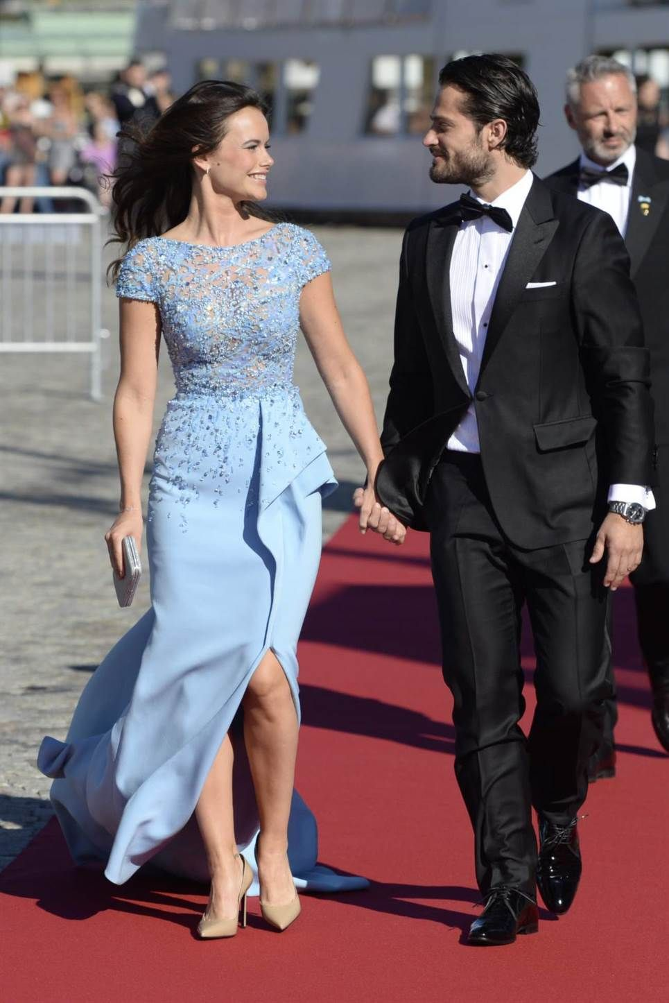 prince carl philip sofia hellqvist are joined by more than 250 guests for princess sofia of. Black Bedroom Furniture Sets. Home Design Ideas