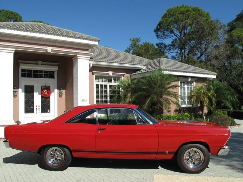 This 1966 Ford Fairlane is listed on Carsforsale.com for $58,500 in ...