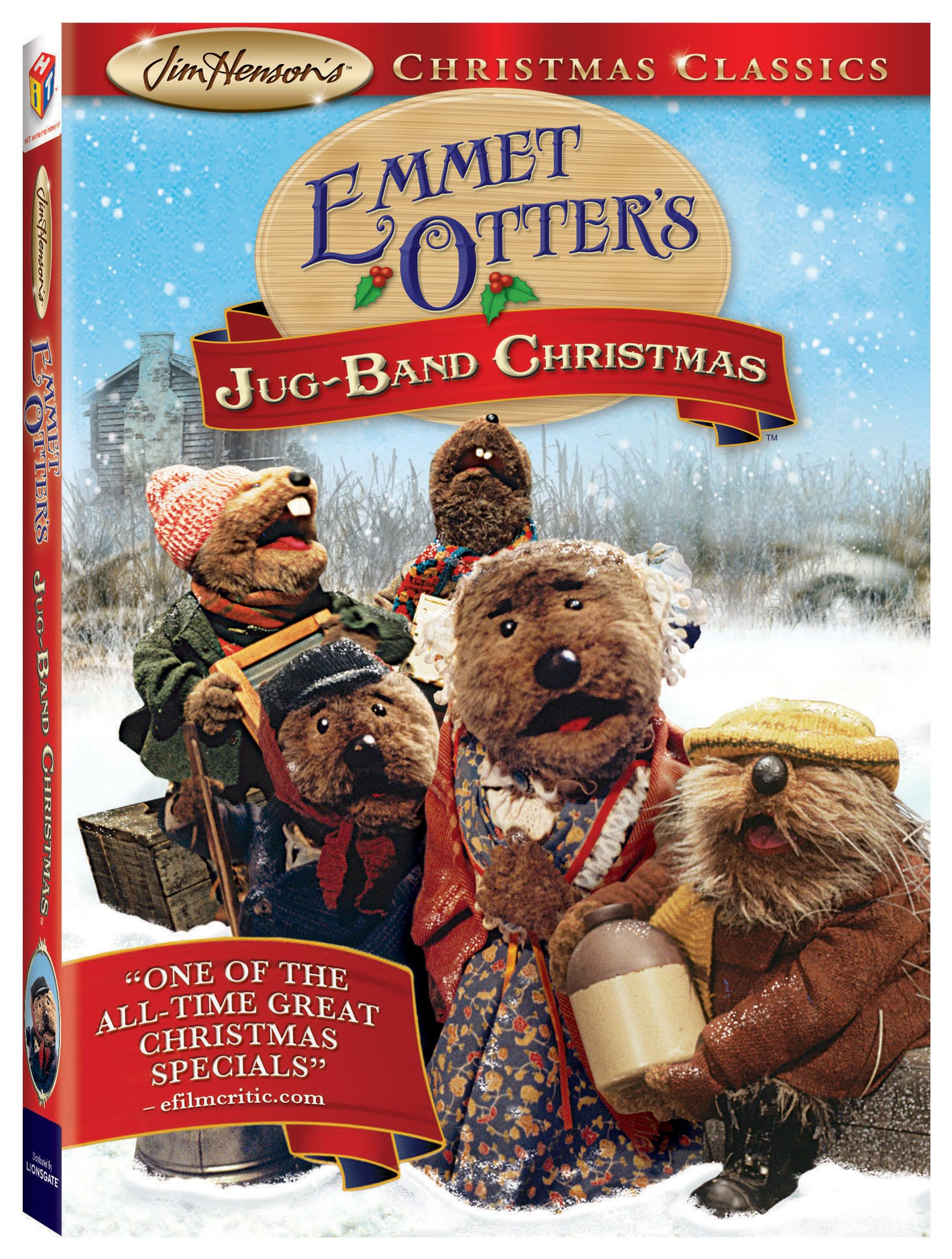 Emmet Otter\'s Jug-Band Christmas | My Fave Nostalgic kids movies ...