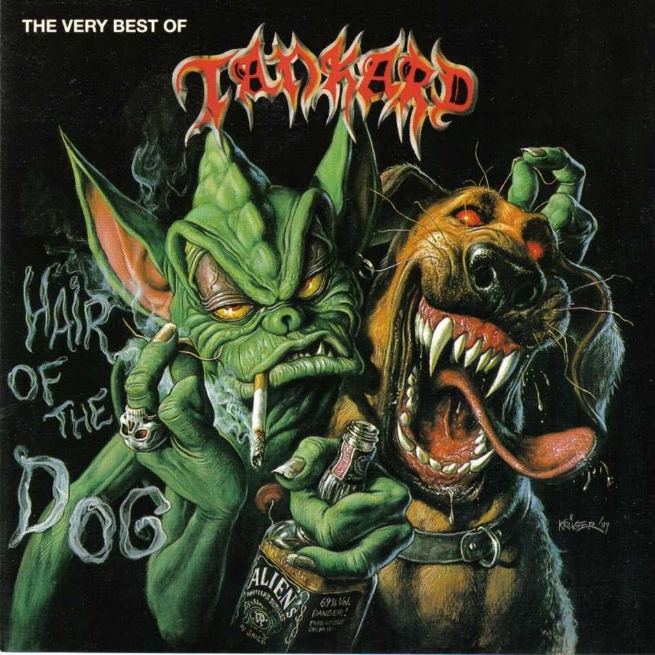 Artist Tankard Album Hair Of The Dog The Very Best Of
