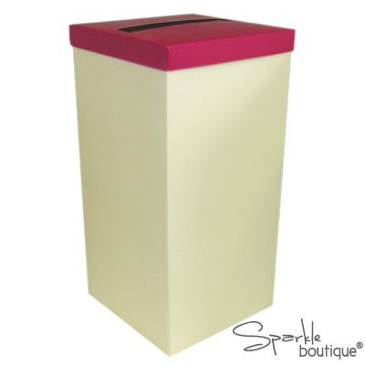 Wedding Card Post Box / Receiving Box / Wishing Well for Cards - Great for Party   eBay