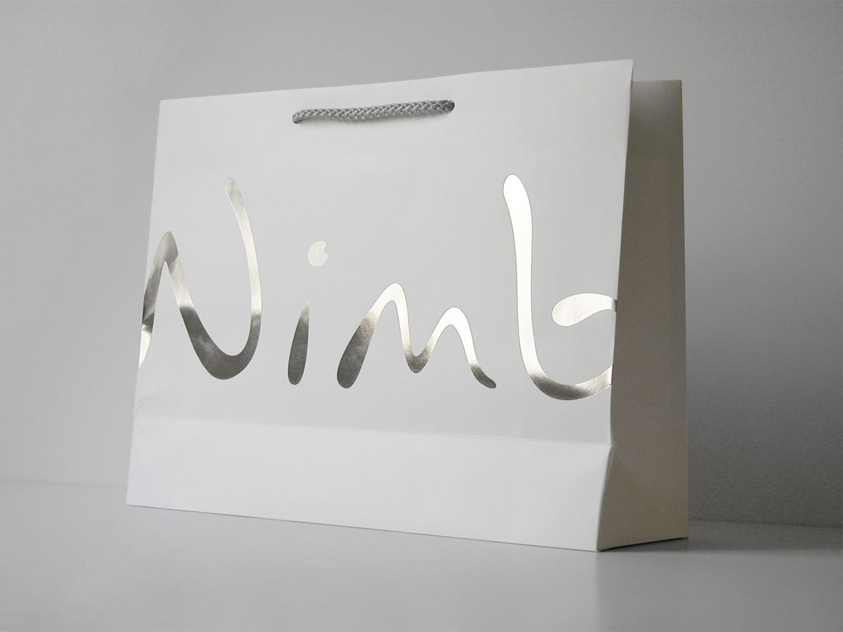Nimb shopping bag | Packaging | Pinterest | More Shopping bags ...