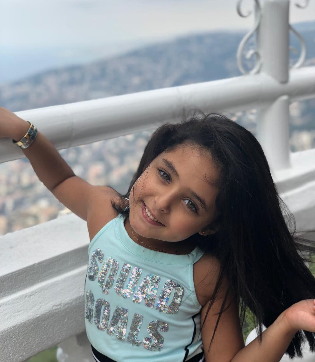 Kuwaiti Children Kuwaiti Child Zainah Alsaffar زينه الصفار زينه الصفار الجمال الكويتي Kuwaitichildren Baby Girl Swimsuit Girls Swimsuit Beautiful Children