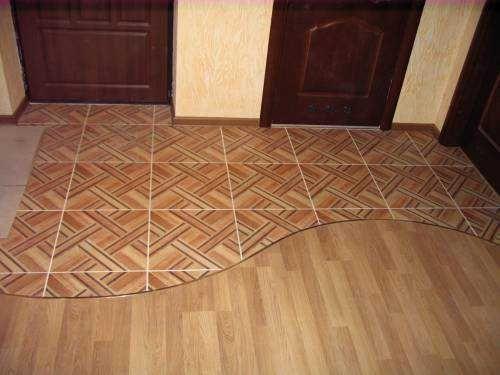 Flooring Ideas Modern Floor Materials Join For Elegant Decoration