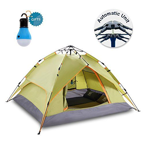 Pop Up Backpacing Camping Tent